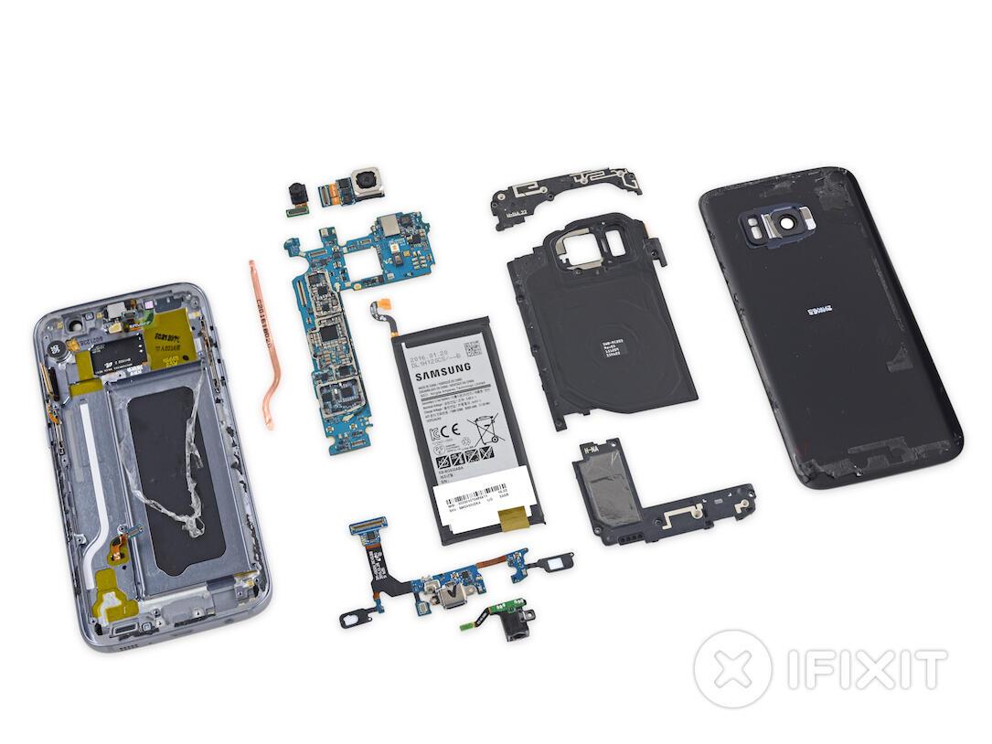 Samsung Galaxy S7 iFixit