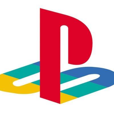 Sony PlayStation Logo Alt Header