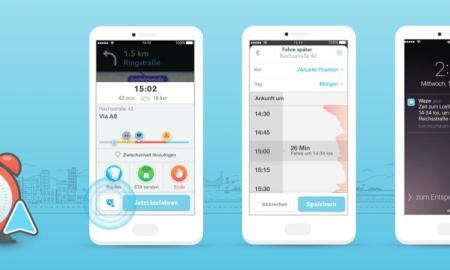 Waze Planned Drives_All iOS Screens (Deutsch)