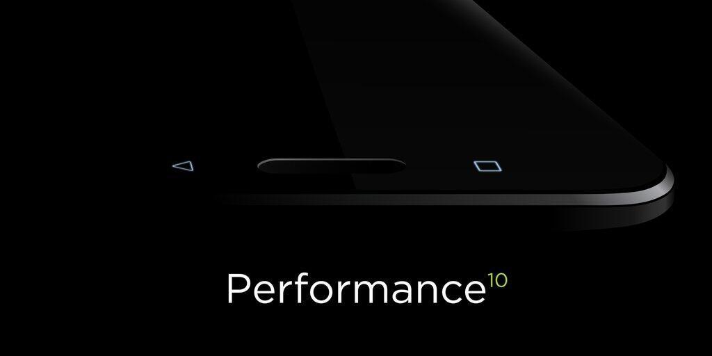 htc 10 teaser performance