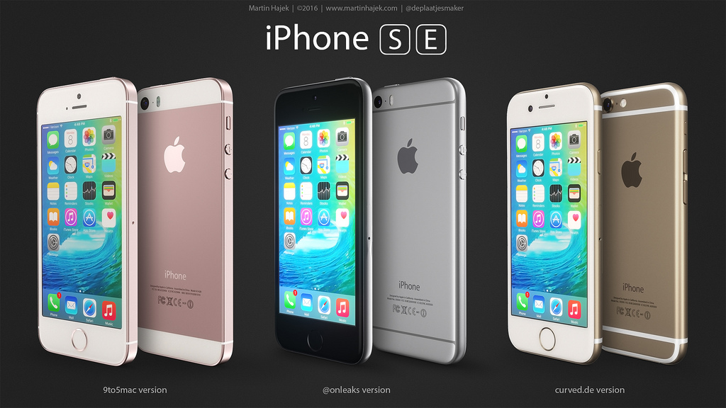 iPhone SE Konzept3