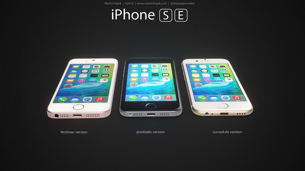 iPhone SE Konzept4