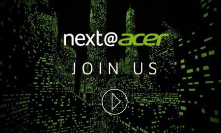 Acer Event Header