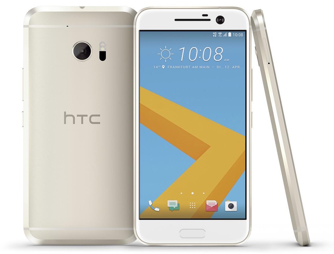 HTC U 11: Edge Sense-App soll Druck auf Rahmen verarbeiten