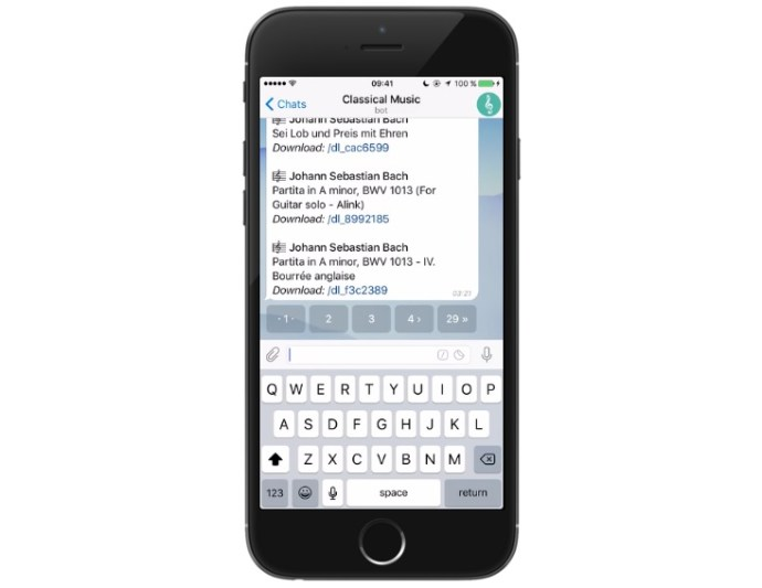 telegram inline keyboard