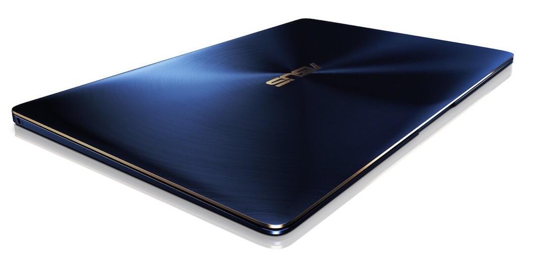 Asus ZenBook 3 Blau