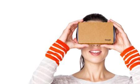 Google VR Header