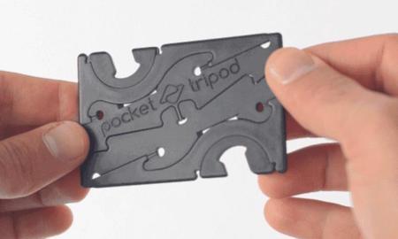 universal pocket tripod