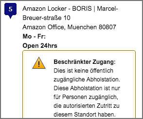 (Screen: supermarktblog) Der Locker im Münchener Büro heisst Boris.