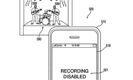 Bild: Apple-Patent