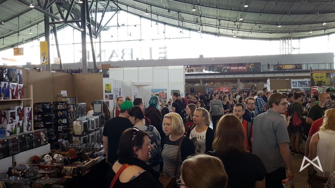 Comic Con Germany 2016 2016-06-26 13.19.53