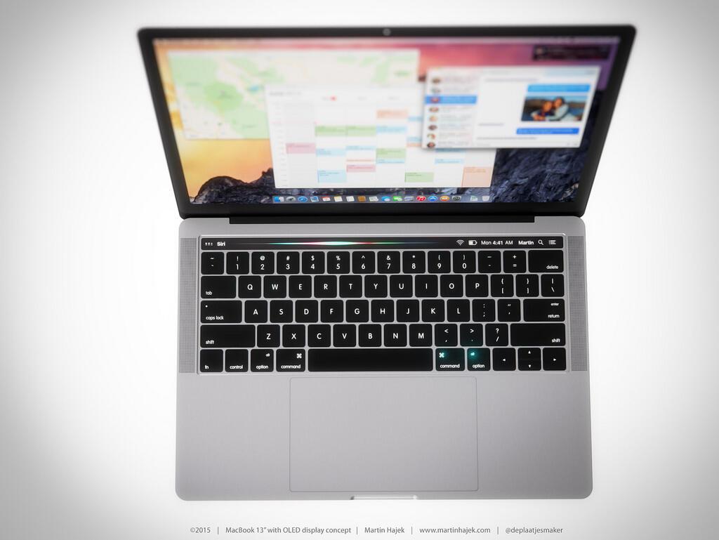 MacBook OLED Leiste Konzept1