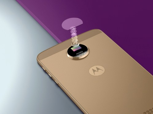 Moto Z In Situ Photography
