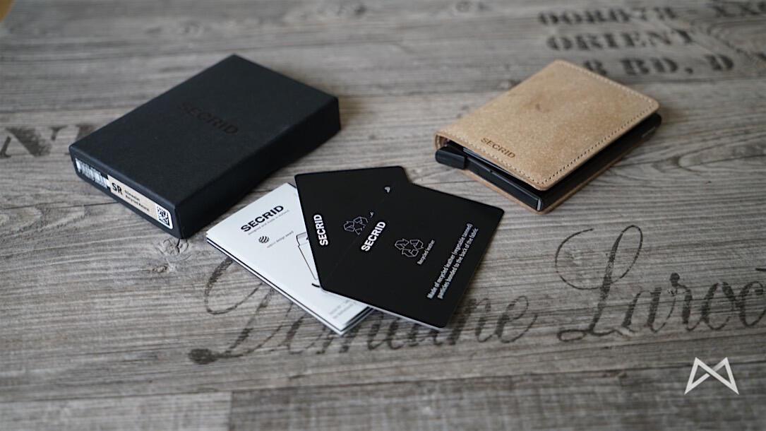 SECRID Wallet mit RFID Schutz_DSC3896