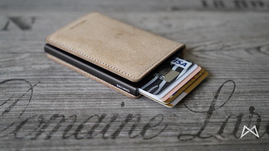 SECRID Wallet mit RFID Schutz_DSC3897