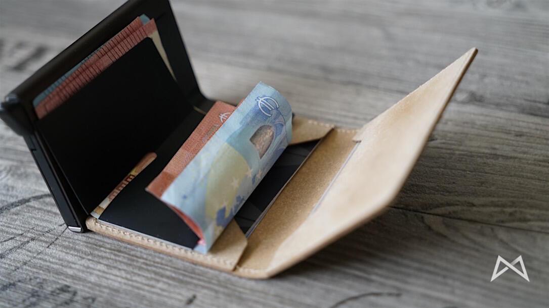 SECRID Wallet mit RFID Schutz_DSC3900