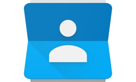 google kontakte contacts icon header