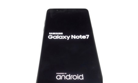 Samsung Galaxy Note 7 Leak Header