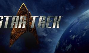 Star Trek Serie Logo Header