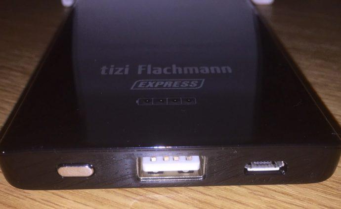 Anschlüsse des Tizi Flachmann - A. Bergmann / PICTURE GROUP