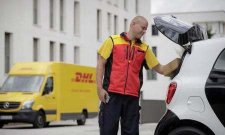 Bild: Deutsche Post DHL Group