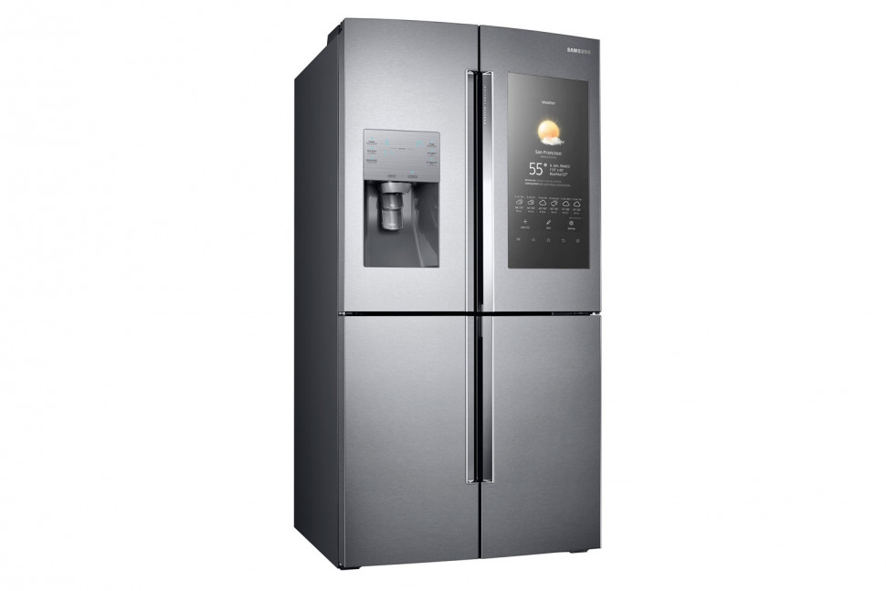 Kühlschrank Samsung : Großer edelstahl kühlschrank zum kleinen preis samsung