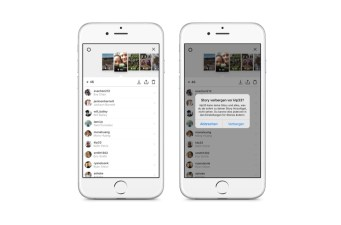 3. Instagram Stories - Hide Story From