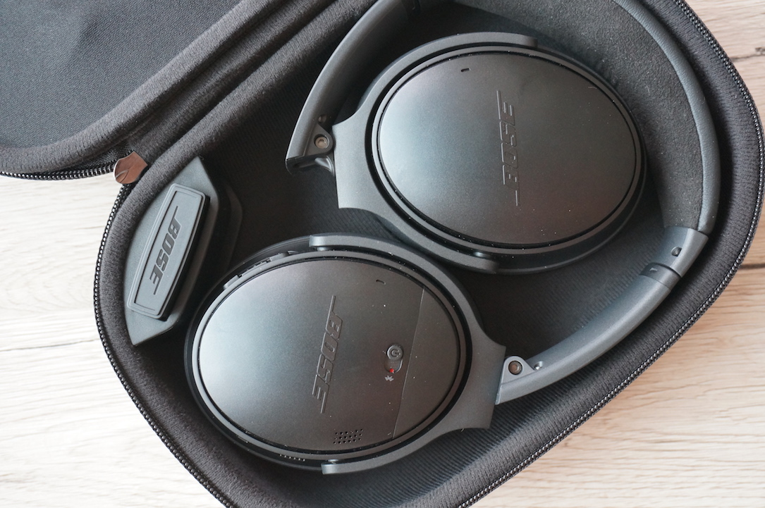 Bose QC35 Test1