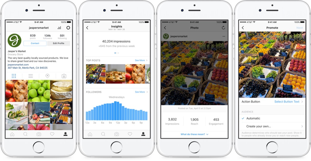 Instagram startet Business-Funktionen in Deutschland