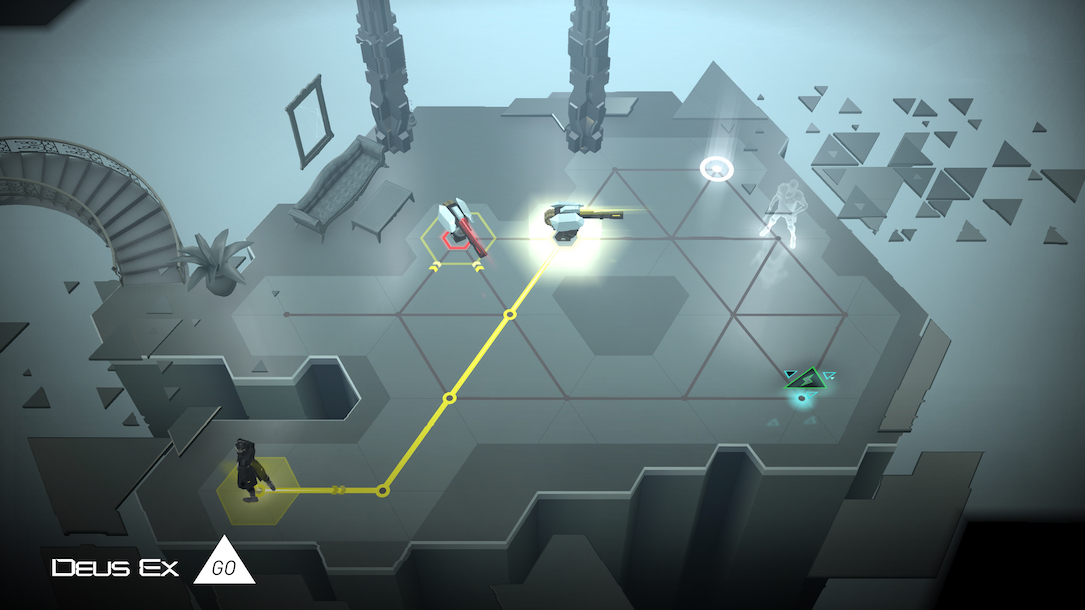 Deus Ex Go Screen1