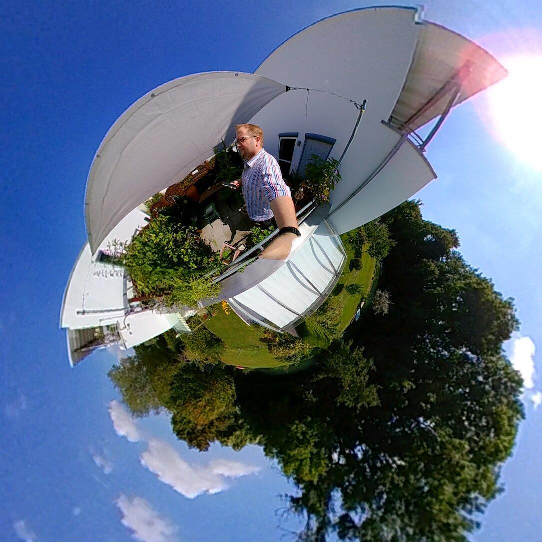 Elecam 360 Tiny Planet