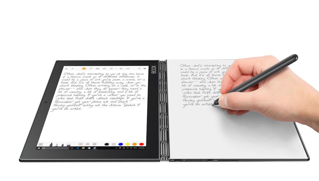 Lenovo Yoga Book IFA5