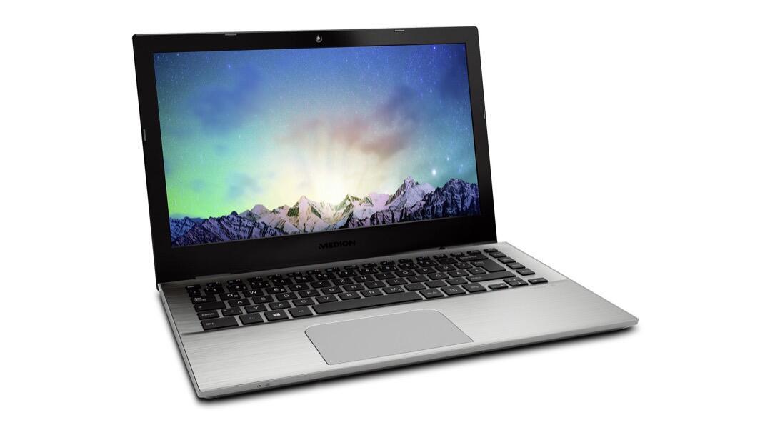 Medion Akoya S3409 Notebook vorgestellt
