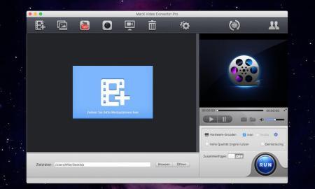 MacX Video Converter Pro Header
