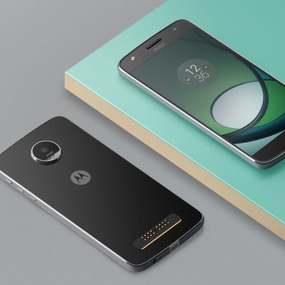 Moto Z Play Header
