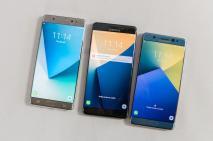 Samsung Galaxy Note 7 Handson Lars2