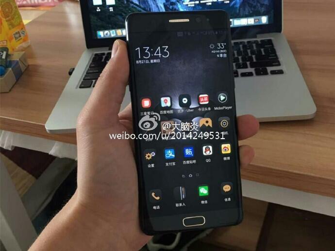 Samsung Galaxy Note 7 Injustice Edition 1