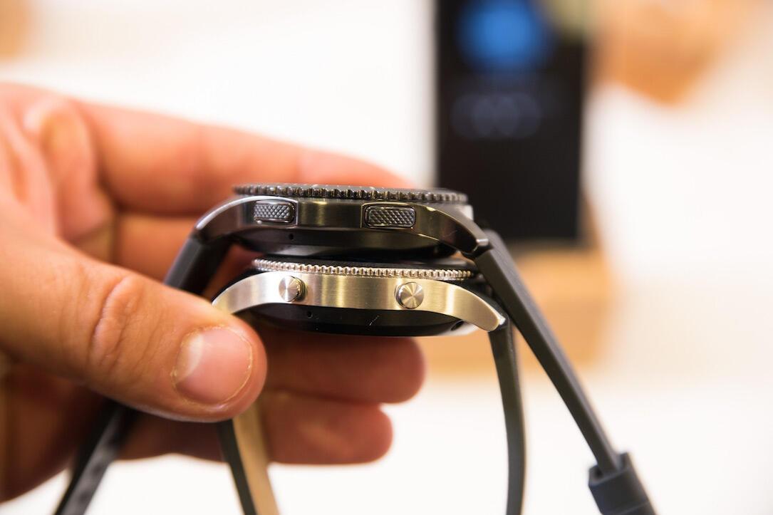 Samsung Gear S3 IFA3