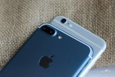 iPhone 7 Fake Blau8