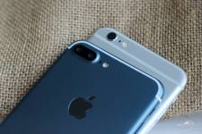 iPhone 7 Fake Blau8
