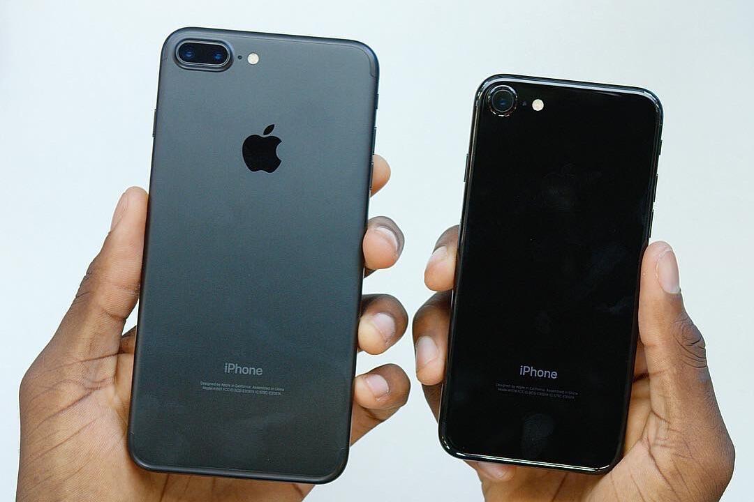 Iphone 7 Unboxing Und Vergleich Der Zwei Schwarztöne