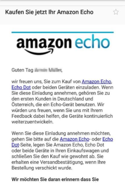 echo-einladung