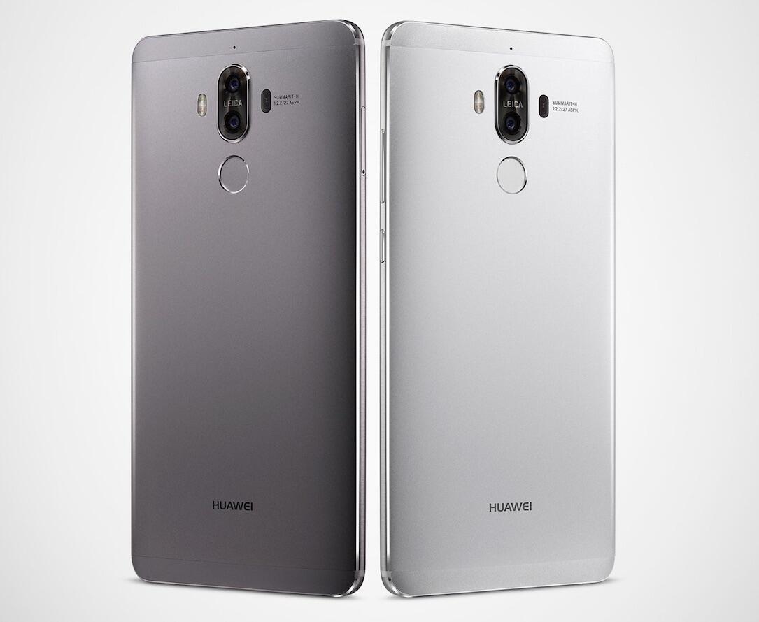 huawei-mate-9-grey-silver