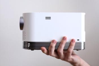LG ProBeam HF80J Header