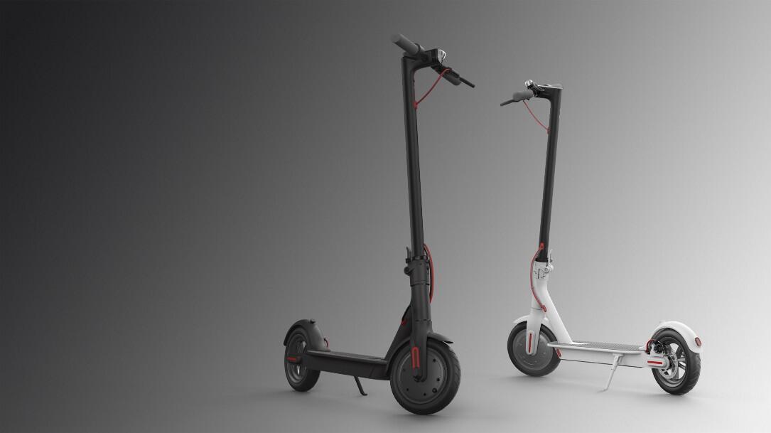 Xiaomi Mi Electric Scooter Offiziell Vorgestellt