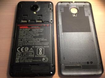 Lenovo C2 austauschbarer Akku