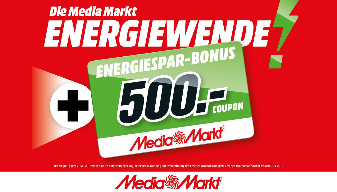 media markt bis zu 500 euro bonus beim kauf von tv beamer und co. Black Bedroom Furniture Sets. Home Design Ideas