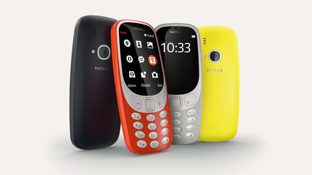 Retro-Handy Nokia 3310 kommt am 26. Mai in den Handel