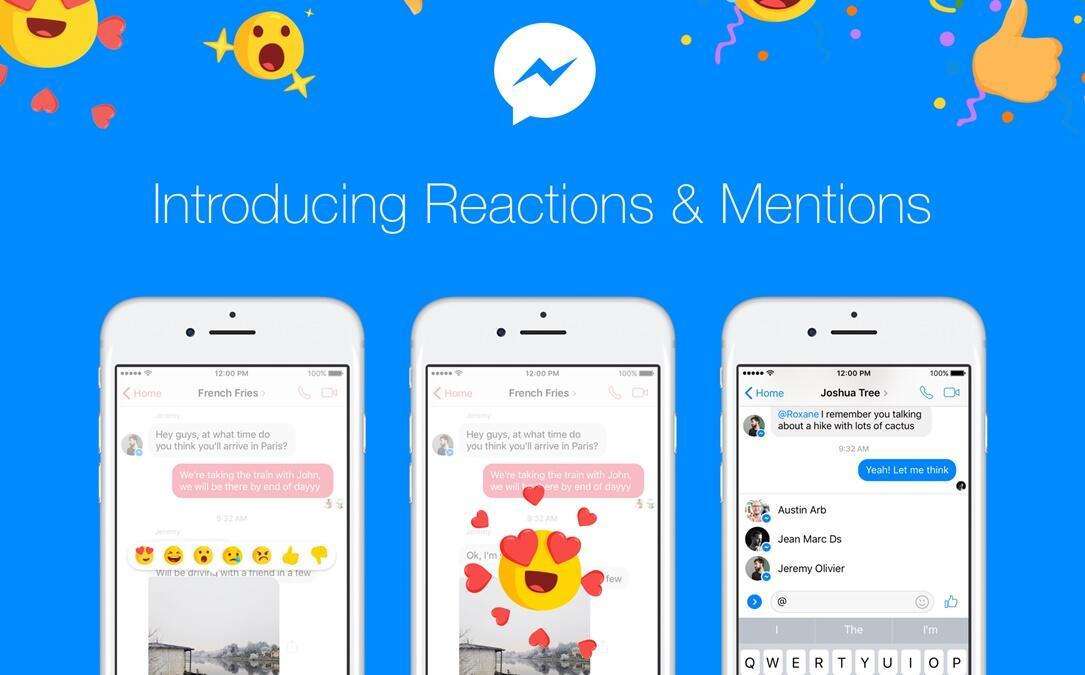 Facebook Messenger: Auf diese zwei Funktionen haben wir gewartet
