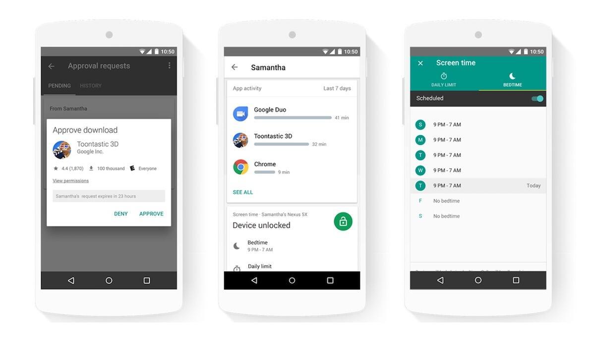 Eltern-Apps für Android